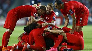 Turkey and Netherlands in crucial Group A Euro qualifier clash