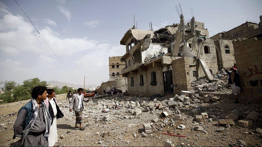 Egyre több húszi célpontot támad a koalíció Jemenben