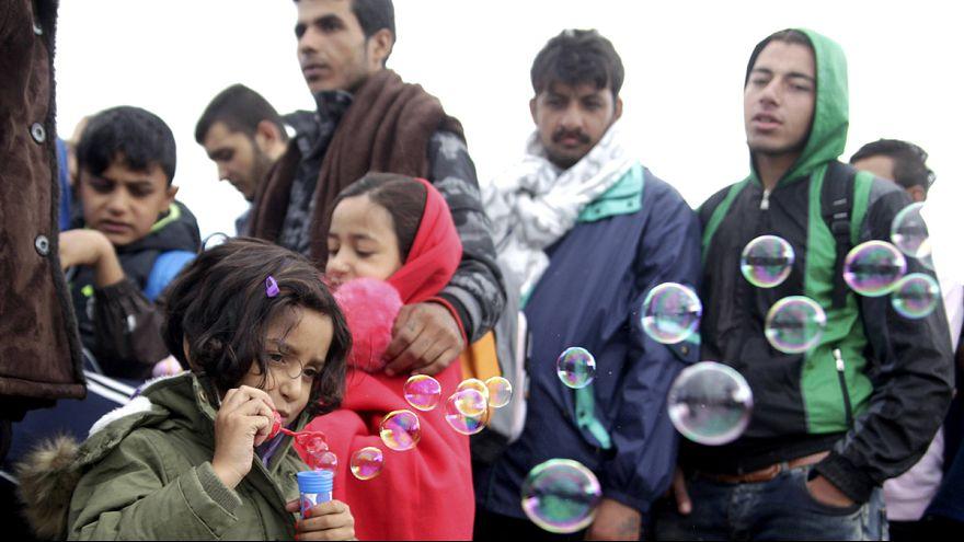 Alemania es el destino buscado por la mayoría de refugiados que llegan a Austria