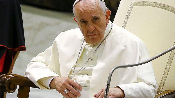 امید به اسکان ده ها هزار مهاجر با خطابه پاپ فرانچسکو