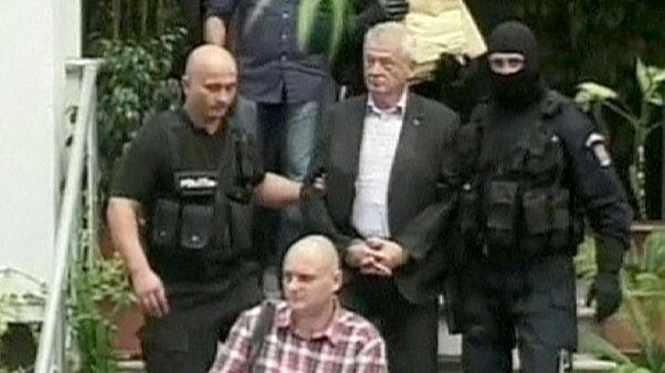 شهردار بخارست به اتهام اختلاس بازداشت شد