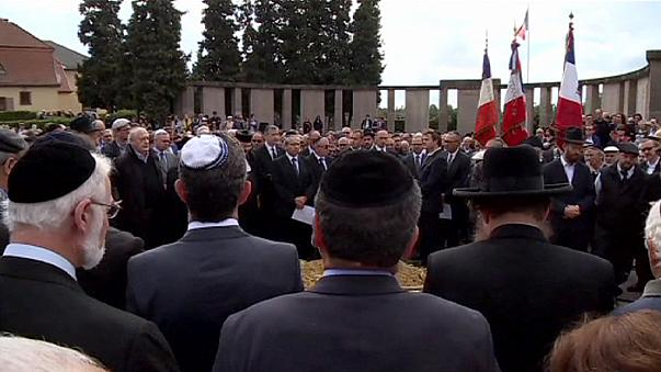 Remains of Second World War Jews laid to rest in Strasbourg