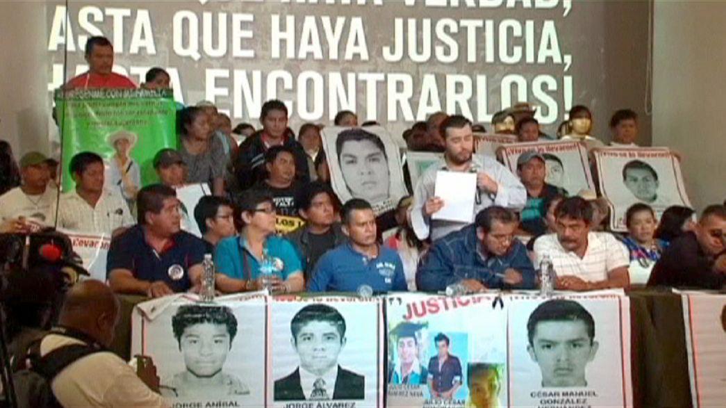 Meksika'da 43 kayıpla ilgili soruşturma yenilenecek