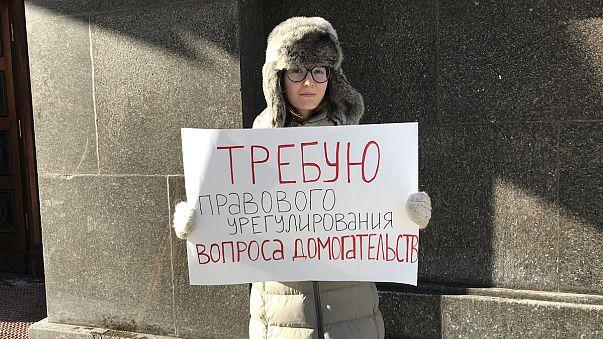 Russia #MeToo