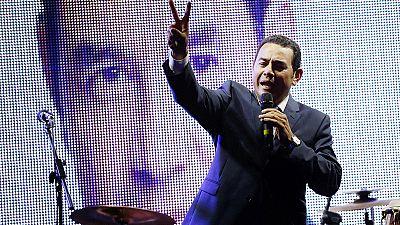 Un acteur comique en tête de la présidentielle guatémaltèque