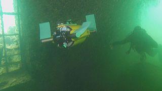 Robot da archeologia subacquea