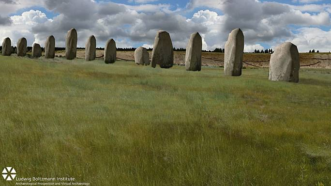 Monuments hidden for millennia discovered near Stonehenge