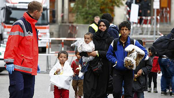 Germany to spend six billion euros on refugees