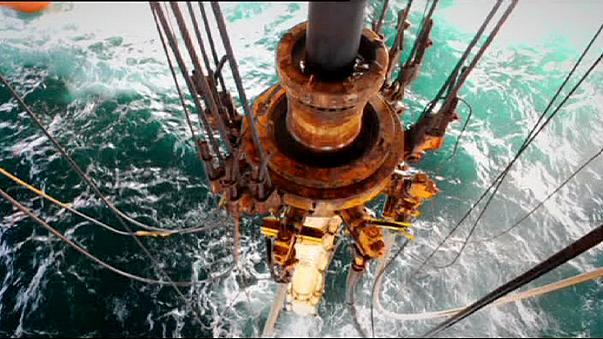 Oil down again, UK North Sea job losses total 5,500