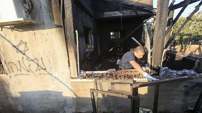 Palestinian mother dies from July West Bank arson attack