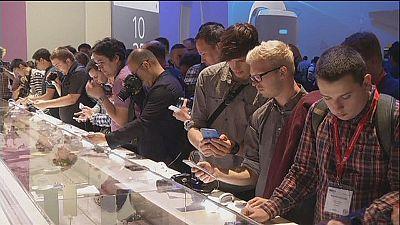 Sony, Asus y Huawei en la IFA de Berlín