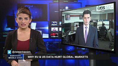 Die Stimmung an den Finanzmärkten: Es bleibt durchwachsen