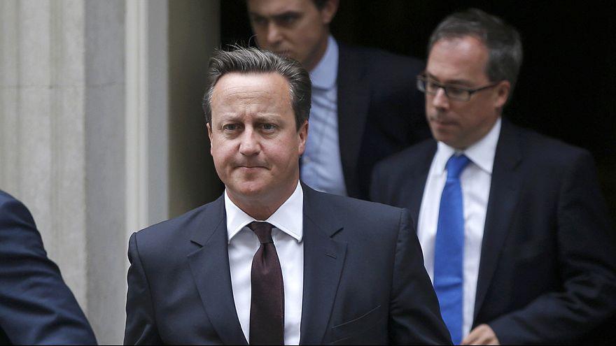 İngiltere 5 yıl içerisinde 20 bin Suriyeli mülteciyi kabul edecek