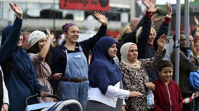 Németországnak szüksége van a menekültekre