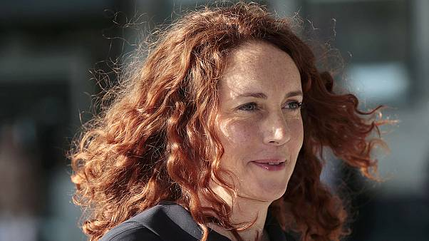 Rebekah Brooks yeniden News UK'in başında