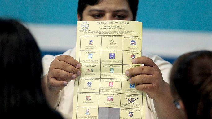 غواتيمالا:ممثل كوميدي بات قريبا من كرسي الرئاسة