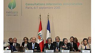 Париж готовится к конференции ООН по климату
