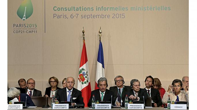 COP21, a Parigi riunione interministeriale per preparare vertice sul clima di dicembre
