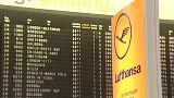 Pilotos da Lufthansa cumprem primeiro de dois dias de greve