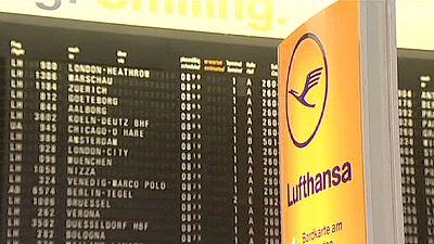 Los pilotos de Lufthansa, en huelga: 84 vuelos internacionales cancelados este martes