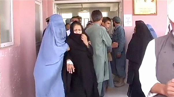 Gáztámadás Afganisztánban