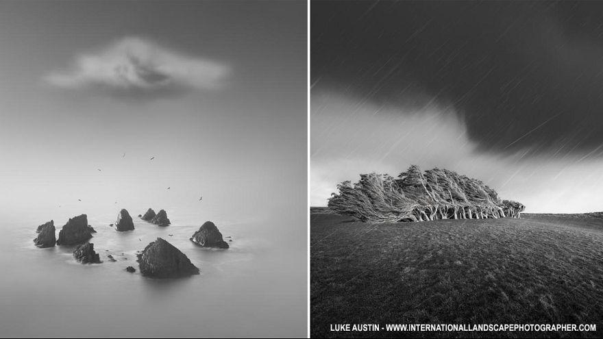Le jury du Concours international de photographe de paysage de l'année a rendu son verdict