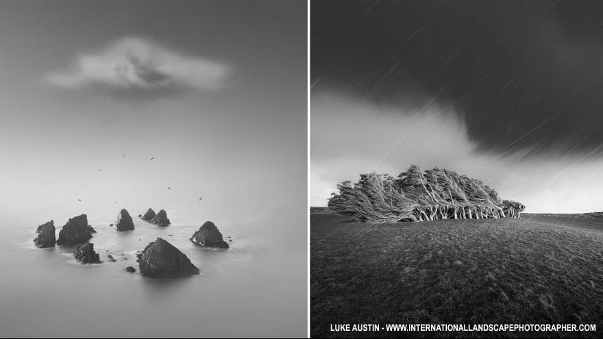 La naturaleza en el objetivo del 2º Concurso Internacional de Fotografía de Paisajes
