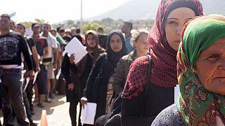 مئة و عشرون الف مهاجر سيوزعون على فرنسا و المانيا و اسبانيا و بولندا