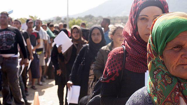 120 bin mülteci AB'ye dağıtılacak