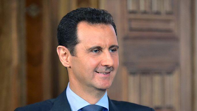 Западные политики хотят переговоров с Башаром Асадом