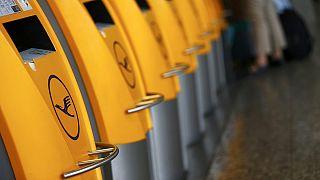 Lufthansa бастует в 13-й за полтора года раз