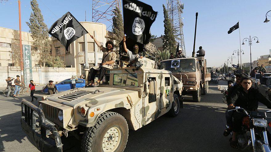 Image: ISIS militant