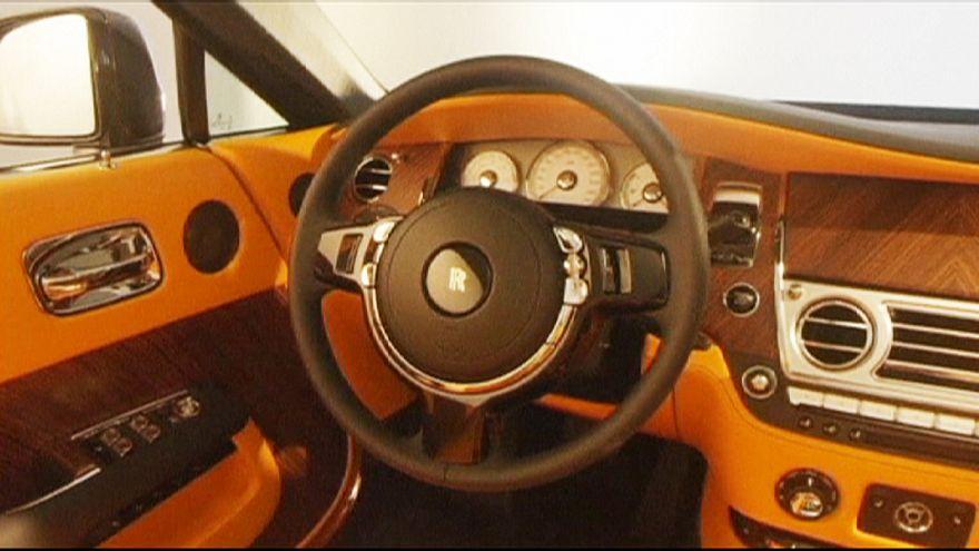 Rolls-Royce Dawn - luxus 300 ezer euróért