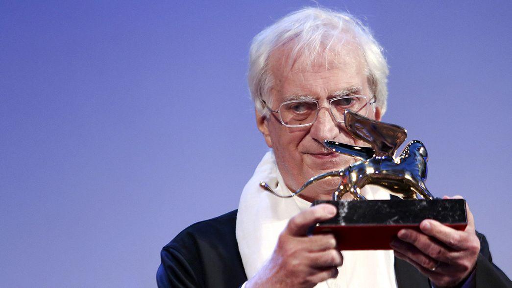Bertrand Tavernier recibe el León de Oro de Venecia por toda su carrera