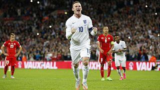 Евро-2016: 50-й гол Руни