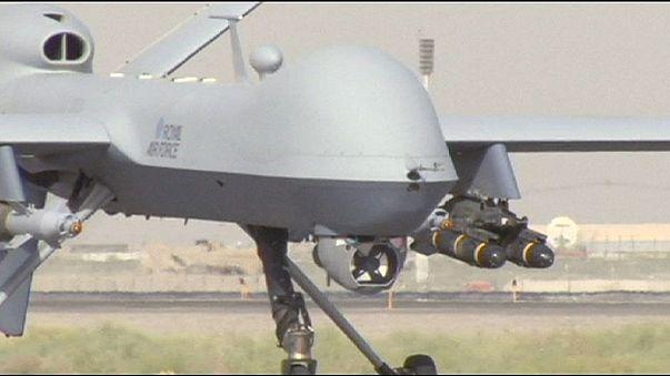 Britische Regierung verteidigt Drohnenangriff auf Kämpfer der IS-Miliz