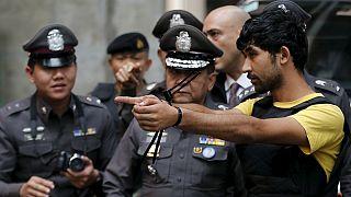 Tailândia: Suspeito detido reconhece ter fornecido explosivos para atentado