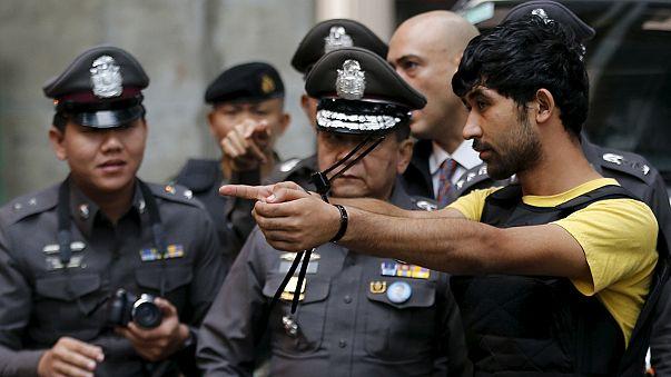 """Strage di Bangkok, confessa il sospettato: """"Ho passato lo zaino-bomba"""""""
