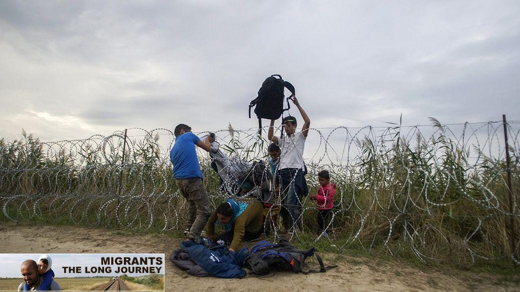 Migránsválság: kérdezzen az Euronews újságíróitól!