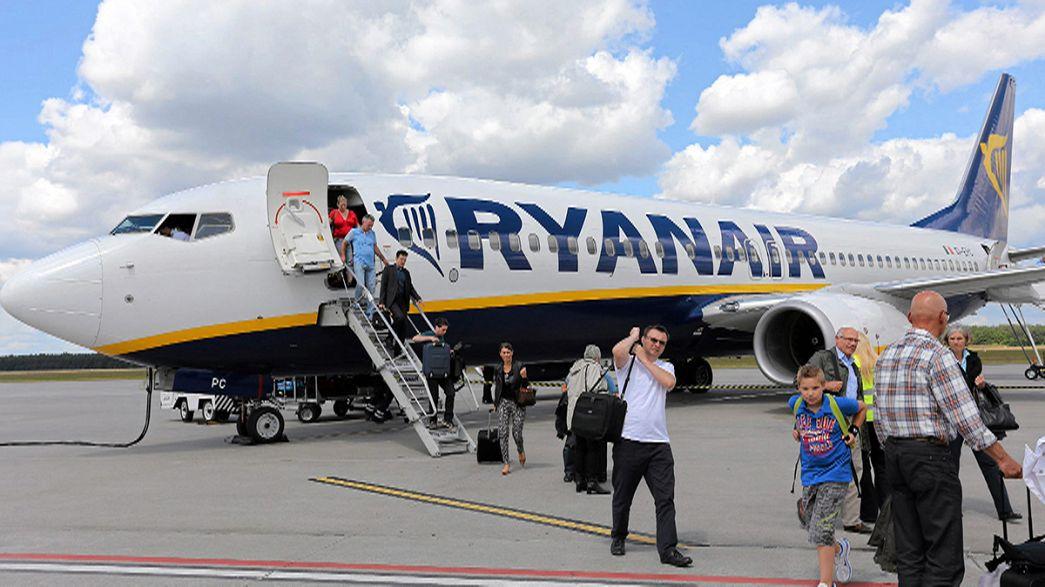 Ryanair ganará un 25% más por un verano con fuertes reservas de última hora