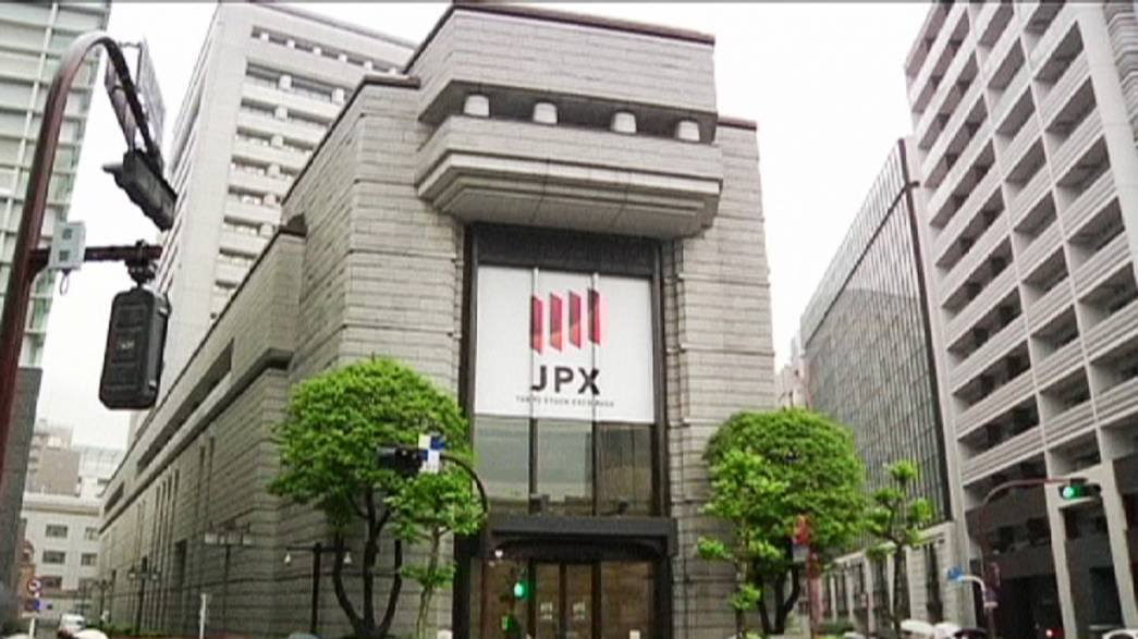 Japan shares bounce back after Tuesday's fall