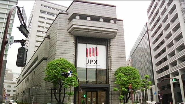 Японский биржевой индекс Nikkei побил рекорд 2008 года