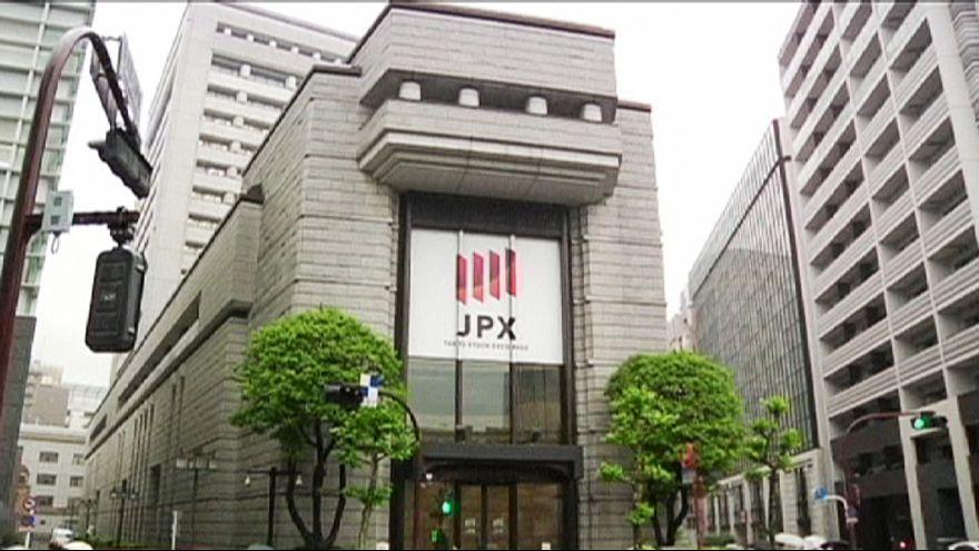 Le Nikkei enregistre sa plus forte hausse depuis 2008