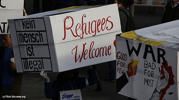 Πρωτοβουλίες αλληλεγγύης για τους πρόσφυγες ανά την Ευρώπη