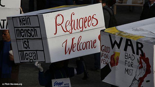 Беженцы, добро пожаловать!