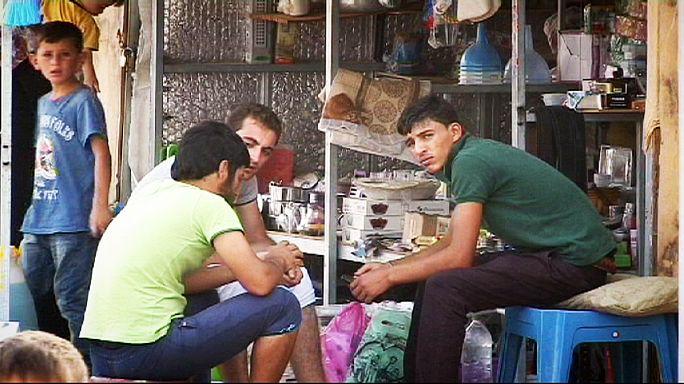 """Réfugiés syriens : dans les camps turcs """"nous sommes en sécurité"""""""