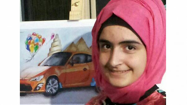"""مقابلة مع  العراقية نرمين أياد الفائزة بجائزة تويوتا """"سيارة الأحلام"""" في العراق"""
