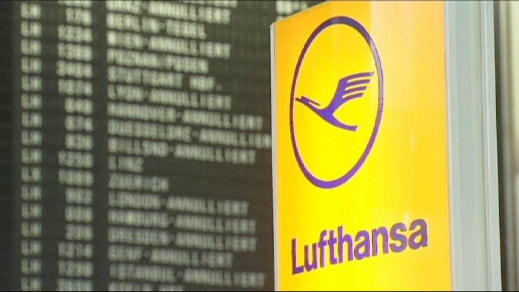 La justice allemande ordonne la fin de la grève des pilotes de Lufthansa