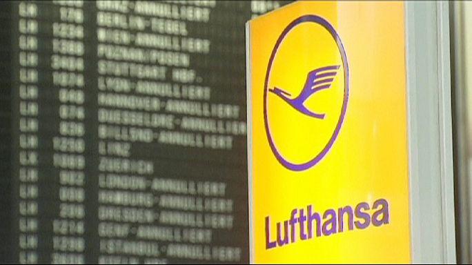 Суд земли Гессен отменил забастовку пилотов Lufthansa