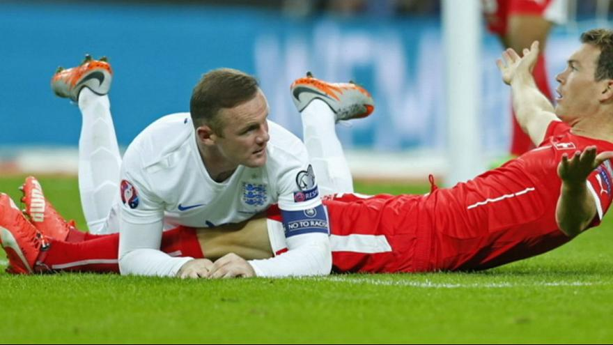 Rooney: Rei dos golos na seleção inglesa